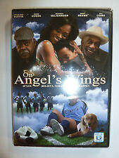 On Angel's Wings DVD family family inspirational soccer drama movie 2014 NEW!