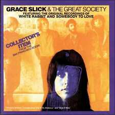 GRACE SLICK : GRACE SLICK & THE GREAT SOCIETY (CD) sealed