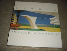 LA ROUX - TROUBLE IN PARADISE - DELUXE SIGNED / AUTOGRAPHED BOX SOLD OUT  1/1000
