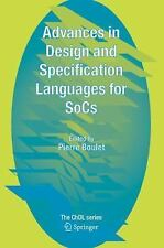 The ChDL: Advances in Design and Specification Languages for Socs : Selected...