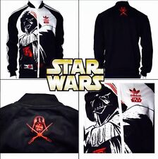Adidas Originals Star Wars Dark Side Darth Vader Bomber Jacket All  Size's