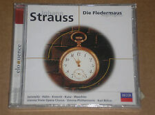 JOHANN STRAUSS - DIE FLEDERMAUS HIGHLIGHTS - CD SIGILLATO (SEALED)