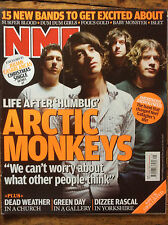 NME 7/11/09 Arctic Monkeys cover, Amorphous Androgynous, The Drums