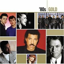 Various Artists - 80's Gold / Various [New CD] Rmst