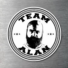 Team Alan Sticker Premium quality 7 year vinyl water/fade proof mr chow hangover