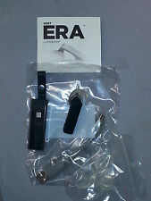 ERA by Jawbone Bluetooth Earpiece Handsfree HD Headset - Black Streak W/ Charger