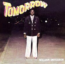William Onyeabor-tomorrow vinyl LP NEUF