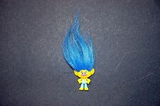 Dreamworks Trolls Hasbro Series 3 Yellow Skin Blue Hair Male