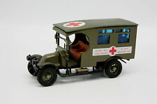 Matchbox 1/43 - Renault Van Ambulance Militaire