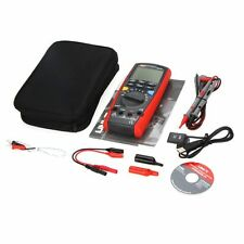 UNI-T UT71D True RMS Auto Data Log Digital Multimeter AC/DC Volt Ohm Cap Tester