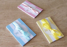 CHARADES, Baby Shower Party Game, Pink, Blue, Yellow, Neutral, Boy, Girl,