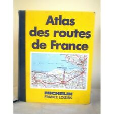ATLAS DES ROUTES DE FRANCE par MICHELIN Carte de Voyage par Route et 53 Plan 199