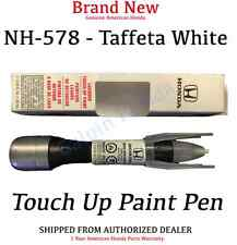 Genuine OEM Honda Touch-Up Paint Pen - Taffeta White (08703-NH578AH-A1)