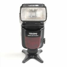 Triopo TR-981 High-Speed Flash Speedlite 1/8000 Light For Nikon SLR camera, NEW!