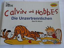 1x Comic - Calvin und Hobbes - Die Unzetrennlichen (Das 18. Album)