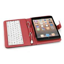 "Flip Case Cover Keyboard Stand Protective for 7"" Tablet MID iPad mini 1 2 3 Air"