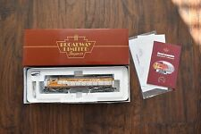 Broadway Limited Union Pacific #2460 GE C30-7 2 Window Locomotive HO NIB 488