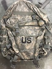 CUSTOMIZED US MILITARY ISSUE MOLLE II 3DAY ASSAULT PACK ACU BUG-OUT HUNT SURVIVE