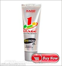 XADO 1 Stage Revitalizant gel Gasoline Diesel LPG tube 27 ml BEST SUPER PRICE