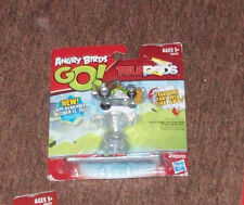 NEW~ANGRY BIRDS~ TELEPODS~GO KART~EXCLUSIVE GREEN PIG