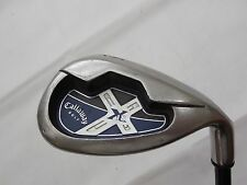 Used RH Callaway X18 SW Sand Wedge X-18 System UL 55g Light Flex Graphite X 18