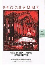 Theatre Programme. The Private Life of Helen. Opera House. Manchester. 1953.