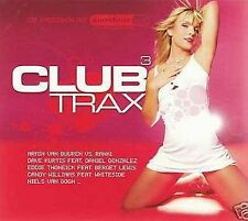Clubtrax Vol.3 - 2 CDs - NEU - Club Trax - Hernandez Vs.  Dj Tyo Eddie Thoneick
