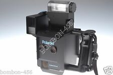 POLAROID MINIPORTRAIT INSTANT CAMERA M-203. TESTED-WORKING. V-GOOD. **NO BACK**