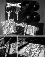 Coffins - Ancient Torture 4 x LP Box Set Rare Compilation Black Vinyl 400 NEW