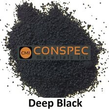 DEEP BLACK Concrete Color Pigment Dye Cement Mortar Grout Pavers Plaster 5 LBS