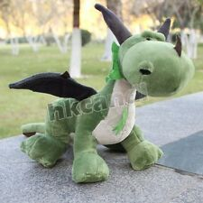 Stuffed Animals Soft Toys Green Dinosaur King Plush Doll 35 CM Christmas Gift