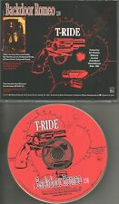 Snake River Conspiracy T RIDE Backdoor Romeo PROMO DJ CD Single 1992 USA MINT