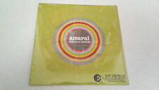"AMARAL ""EL UNIVERSO SOBRE MI"" CD SINGLE 1 TRACKS PRECINTADO SEALED"