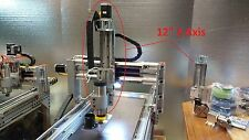 NEW PRO 12 INCH Z AXIS for CNC ROUTER ENGRAVING MACHINE DRILLING MILLING BEST