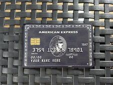 Black Card. Customize it. Its like an American Visa Amex Centurion Express