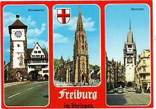 Allemagne - cpsm - FREIBURG im Breisgau