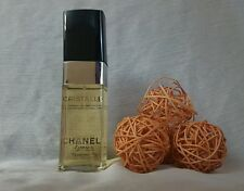 CHANEL CRISTALLE Eau de Toilette 100ml spray, new and unused