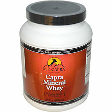 "MT. CAPRA MINERAL GOAT WHEY-1440G- 50.8 OZ.""GREAT HEALTH BENEFITS""FREE SHIPPING"