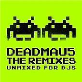 Deadmau5 (Various)-Deadmau5 The Remixes Unmixed2cd  CD NEW