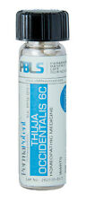 Thuja occidentalis 6C, 96 Pellets, Homeopathic Product by PBLS, Made in USA