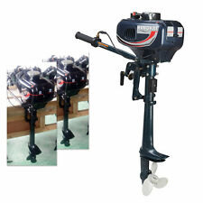 2-Stroke Boat Engine Outboard Motor CDI system 2.5kw(3.5HP) Fishing Boat Engine