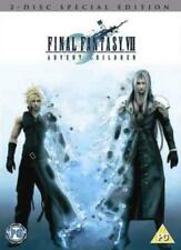 FINAL FANTASY VII [Seven] :ADVENT CHILDREN Epic Animated Action 2 Disc DVD *EXC*