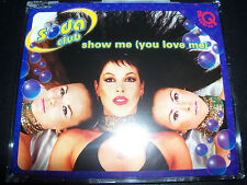 Soda Club Show Me Australian 5 Track Remixes CD Single