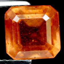 TOP SAPPHIRE : 3,50 Ct Natürlicher Orange Saphir aus Madagaskar
