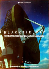 BLACKFIELD IV 2013 Ltd Ed New RARE Poster +FREE Alt Rock Poster PORCUPINE TREE