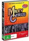 The World According to Miley Cyrus DVD BRAND NEW SEALED