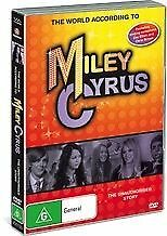 The World According to Miley Cyrus DVD BRAND NEW SEALED all region!!!