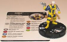 CABLE 014 Deadpool and X-Force Marvel HeroClix