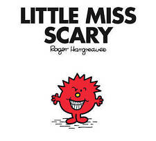 Little Miss Scary (Little Miss Classic Library)-ExLibrary