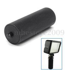 1/4'' Metal Handle Grip Stabilizer For Camera SLR DSLR Canon LED Flashlite Black